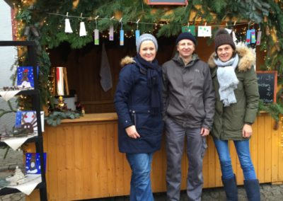 Elternbeirataktion Weihnachtsmarkt