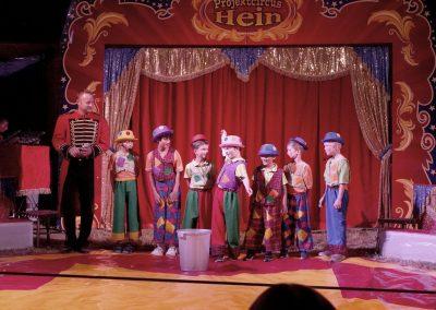 Zirkusaufführung der Melibokusschule